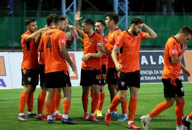 Šibenik: HNK Šibenik protiv NK Lokomotiva u 9. kolu Prve HNL