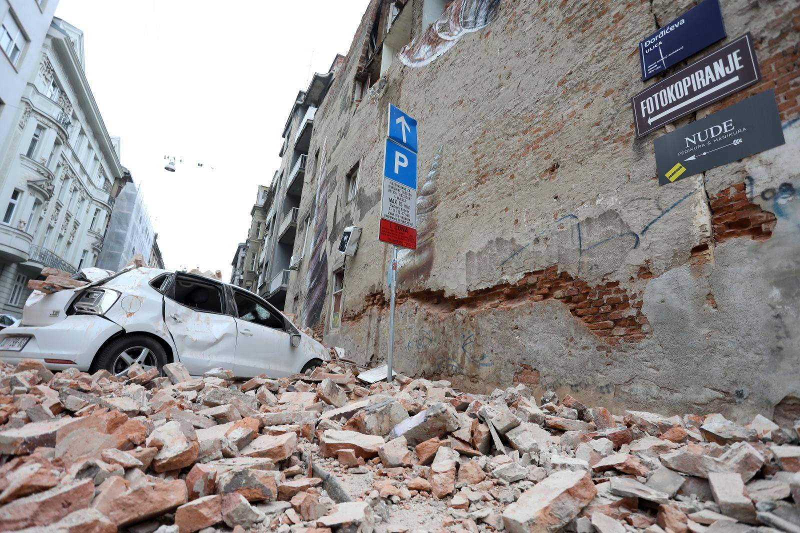 Objavljen  prvi znanstveni rad o potresu u Zagrebu: Kako je to zapravo izgledalo ispod zemlje