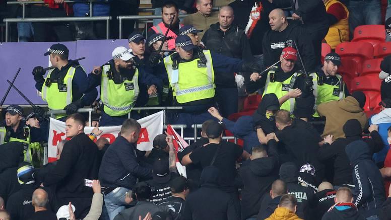 Mađarski navijači s Wembleyja ne smiju na stadion 2 godine!