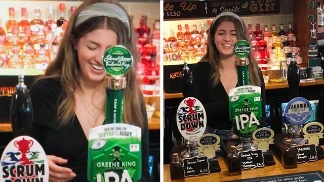 Prešla pola svijeta da bi popila pivo u pubu u kojem je rođena