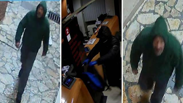 Opljačkali banku u Imotskom: Prepoznajete li ove muškarce?