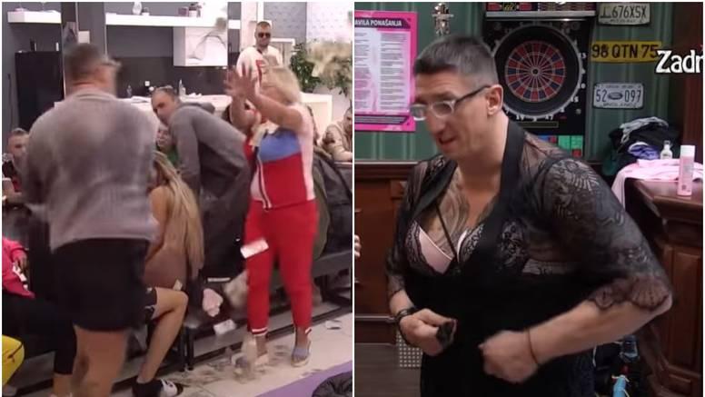 Gađao natjecateljicu i pljunuo je pa odjenuo žensko donje rublje: 'Mamu ti je*em šugavu, ološu'