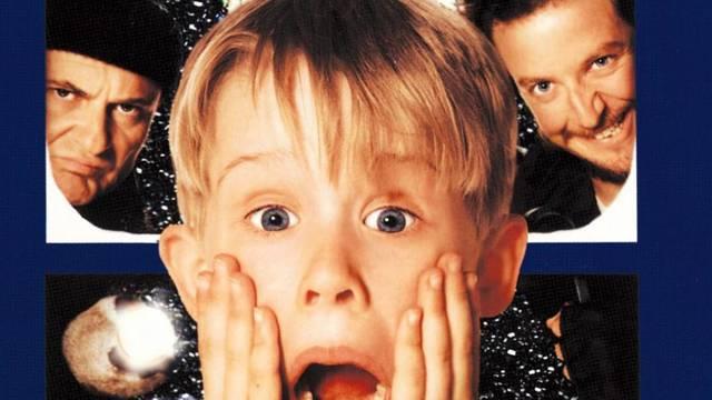 Home Alone' a 1990 American Christmas family comedy film starring Macaulay Culkin.