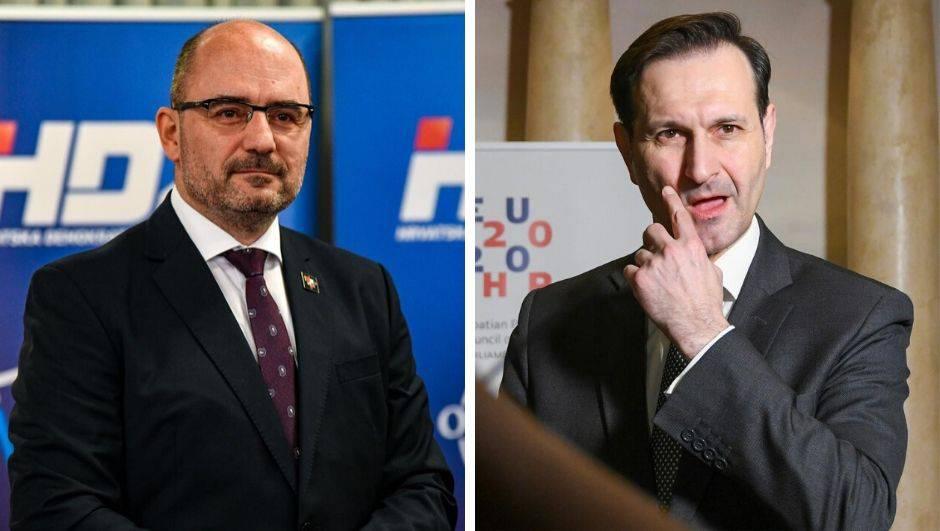 Vaso i Kovač izolirani: Ostaju u HDZ-u, neće pobjeći kod Škore