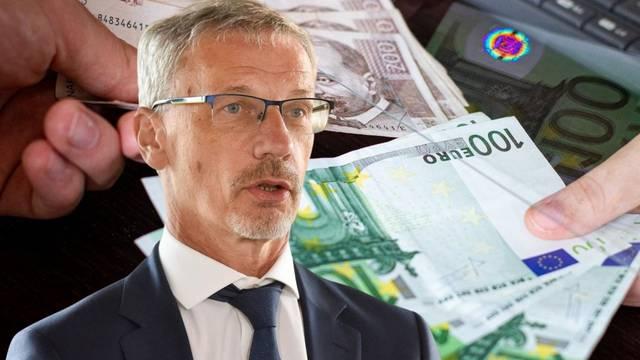 Vujčić: Hrvatska će u eurozonu ući vjerojatno po tečaju 7,53
