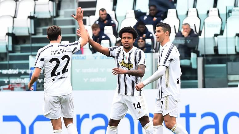 Juventus sredio Genou, a Jurić ostao bez bodova u 92. minuti!