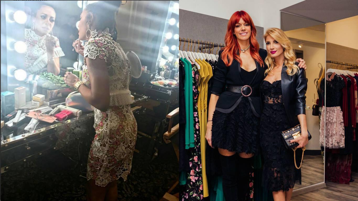 Dojčinović napravila haljinu za  bivšu članicu grupe Spice Girls