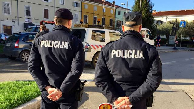 Viškovo: Uhitili mladića koji je radio grafite, šteta 20.000 kn