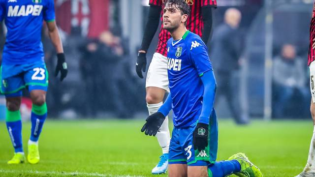 ARCHIVIO - Italian Serie A Soccer season 2019/20