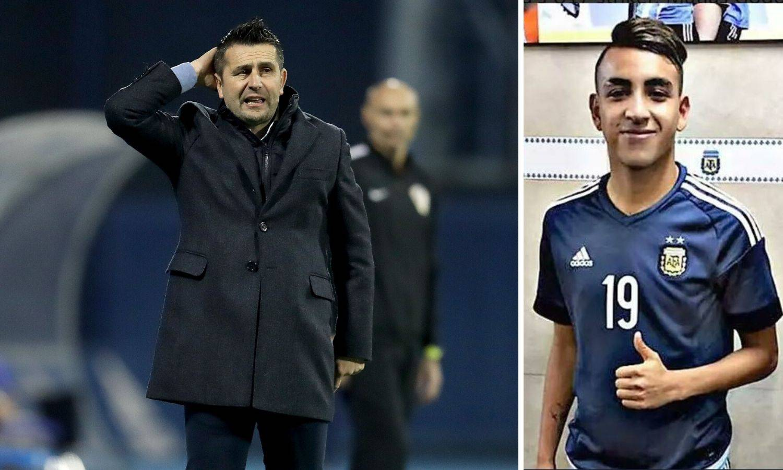 Dinamo riješio problem krila? Stiže 17-godišnji Argentinac...
