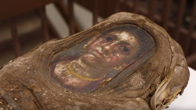 Moćnim skenerom otkrit će tajne male mumije iz Egipta