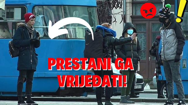 Vikao na dečka u Zagrebu jer se šminka: 'Hej, pa ne možeš tući ljude zato što misle drugačije!'