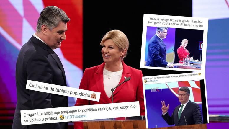 Društvene mreže luduju: 'Još jedna debata i vjenčat će se!'