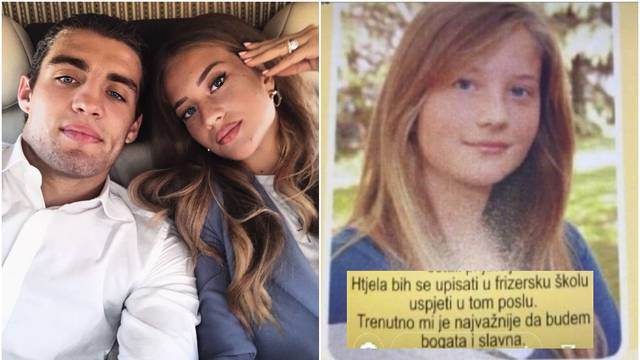 Izabel Kovačić kao djevojčica: 'Željela bih biti bogata i slavna'