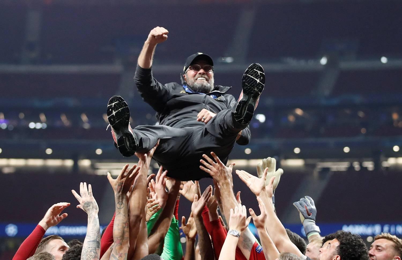 Legenda o legendi: Liverpool treba podići spomenik Kloppu