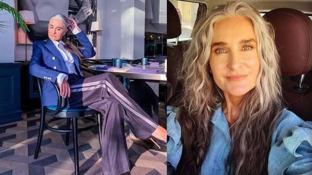 Savjeti 54-godišnje manekenke: Ne dirajte lice i prištiće te  ne nosite šminku baš svaki dan