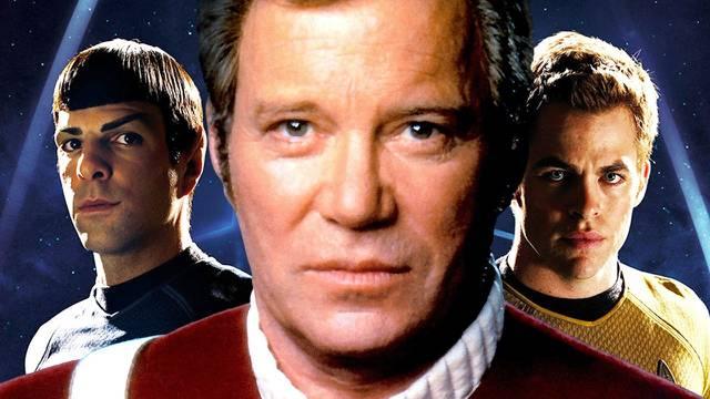 Za Kirka nema mjesta: Shatner se ne vraća u 'Zvjezdane staze'