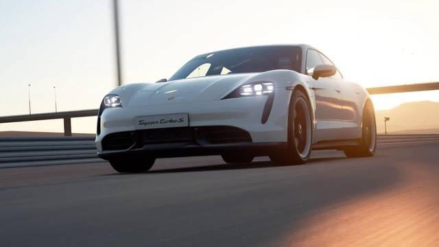 I vi možete isprobati Porscheov novi Taycan - u Gran Turismu