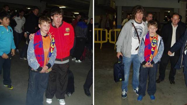I Messi je upoznao čovjeka koji je zabio Hajduku: Mali, igraš li nogomet? Da, igram u Županji!