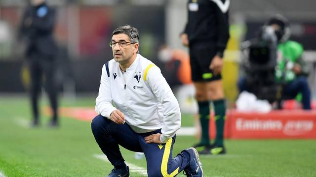 Serie A - AC Milan v Hellas Verona