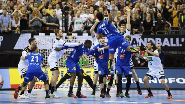 IHF Handball World Championship - Germany & Denmark 2019 - Group A - Germany v France