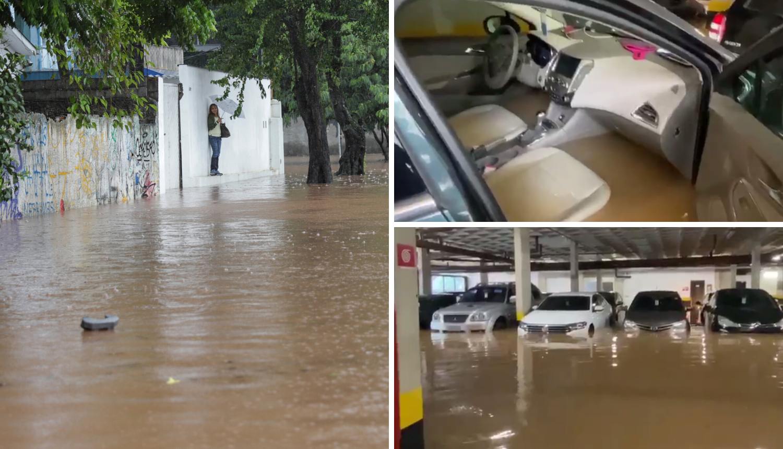 Obilne kiše potopile Sao Paulo: Građani se penjali na krovove...