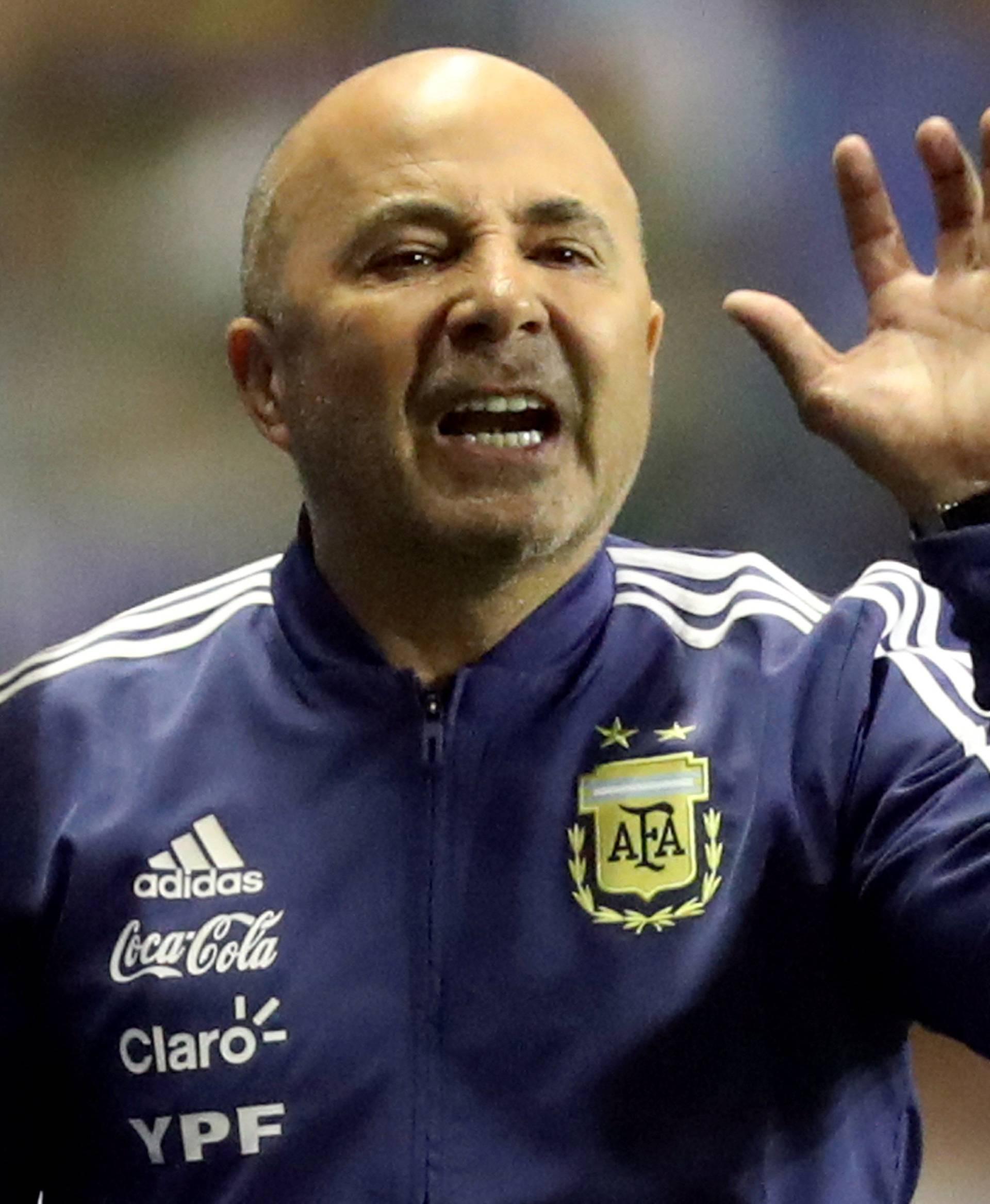 International Friendly - Argentina vs Haiti