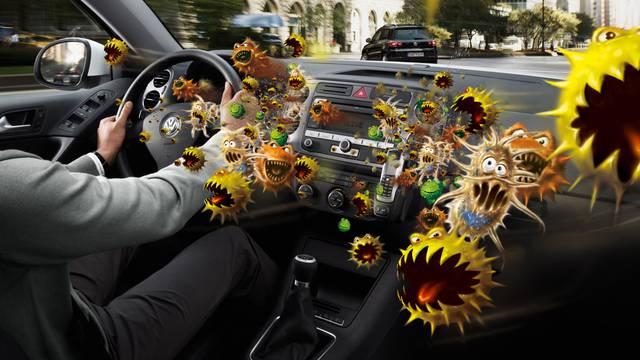Rezultati testova i savjeti: Sada znamo kako pomoći vozačima  koji pate od alergija!