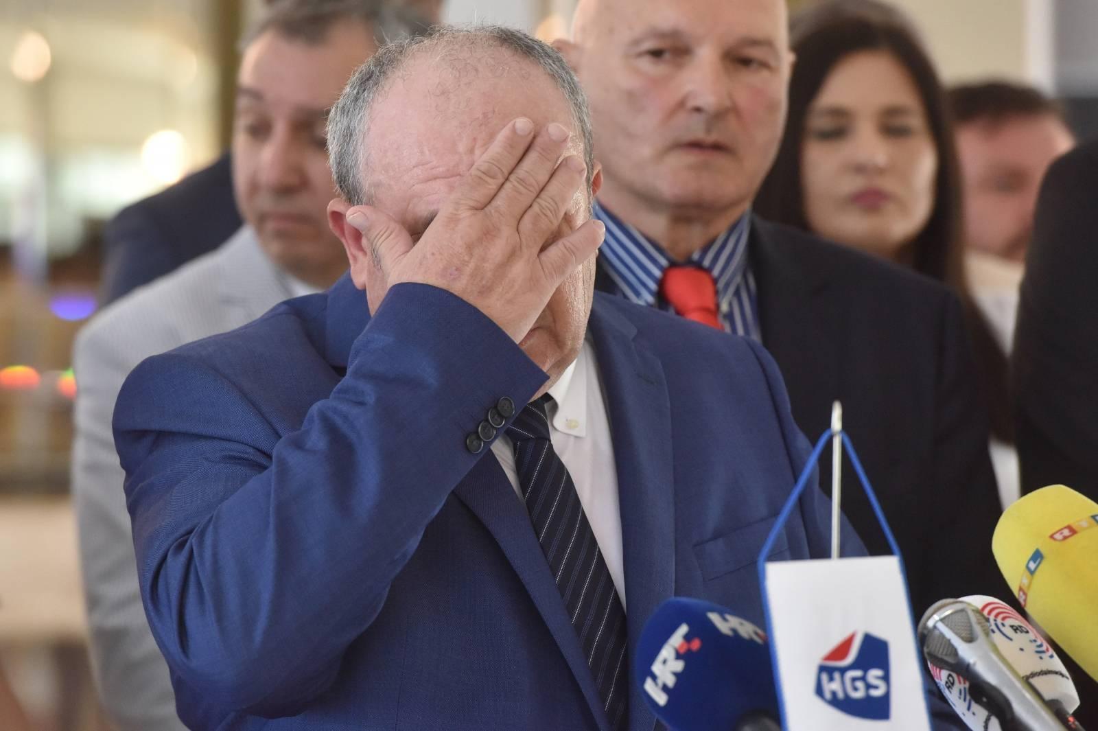 Rogoznica: Željko Kerum predstavio izborni program u svom hotelu Perla