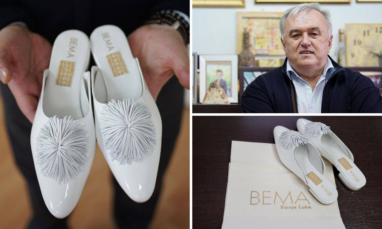 Marinko iz Banja Luke Melaniji Trump dizajnirao lakirane šlape