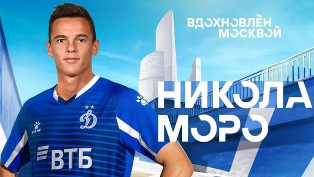 Kraj! Moro iz Dinama u Dinamo: 'Čudan osjećaj, ali izbor je moj'
