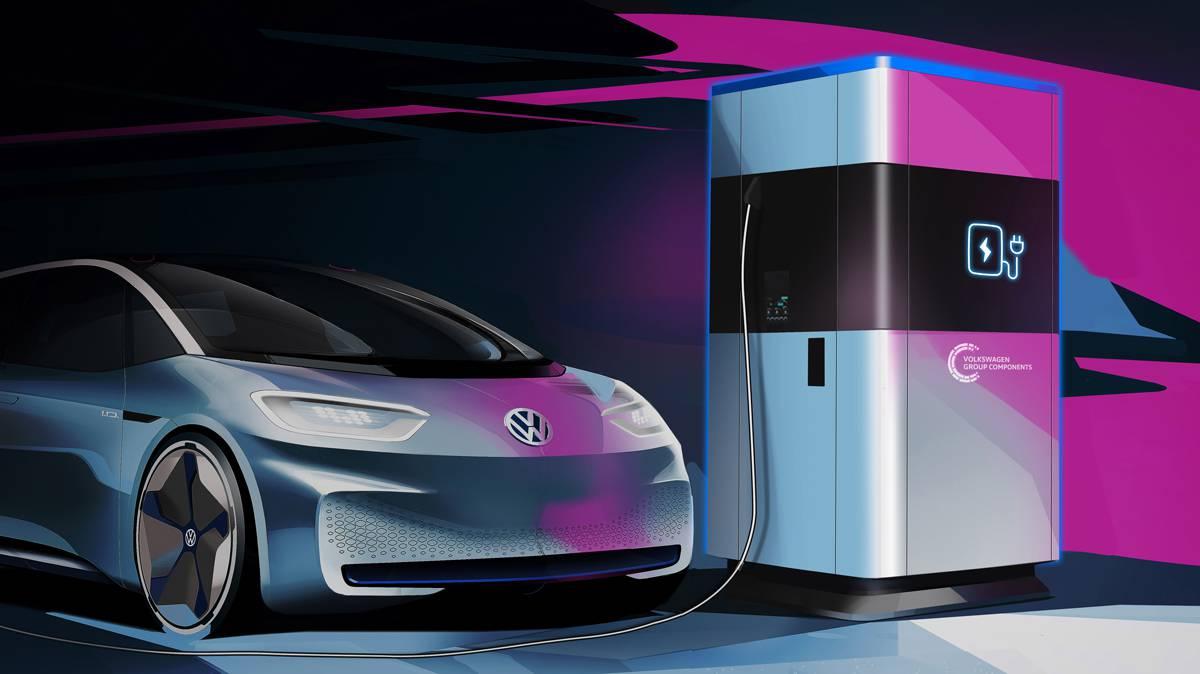 VW radi prijenosne punjače za aute: Postavljat će ih bilo gdje