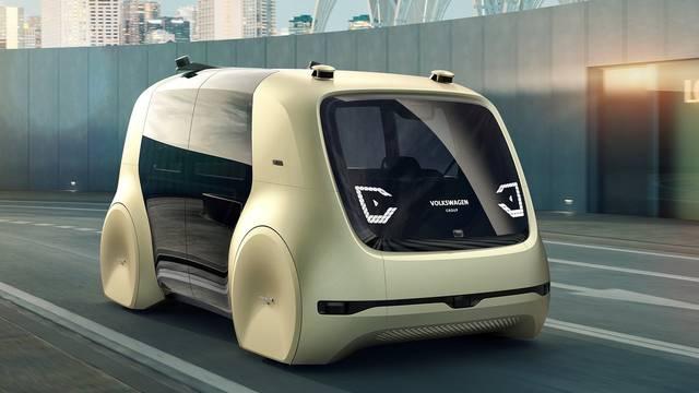 Volkswagen Sedric - koncept