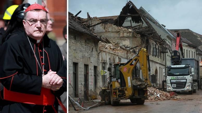 Za stradale u potresu HBK će donirati sedam milijuna kuna