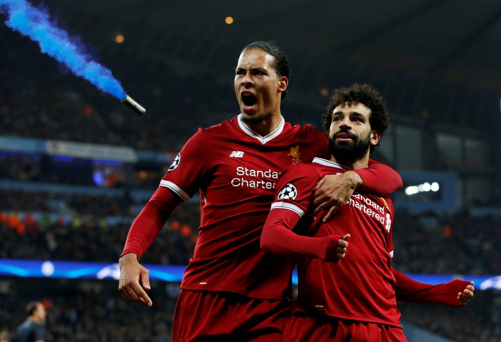 FILE PHOTO: Champions League Quarter Final Second Leg - Manchester City vs Liverpool