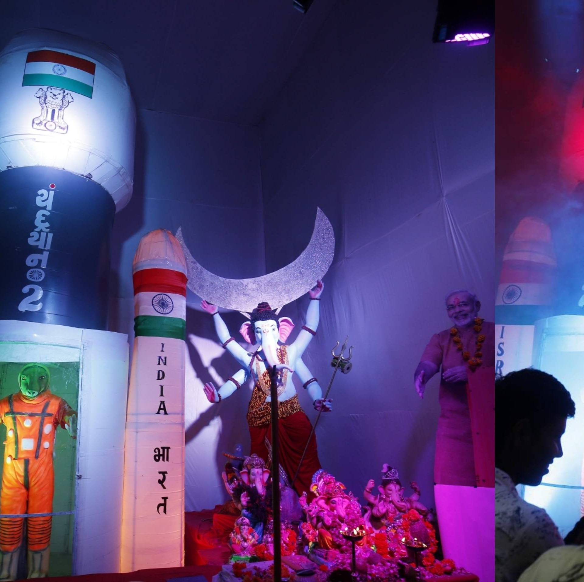 Izgubili komunikaciju: Indijci nisu spustili letjelicu na Mjesec