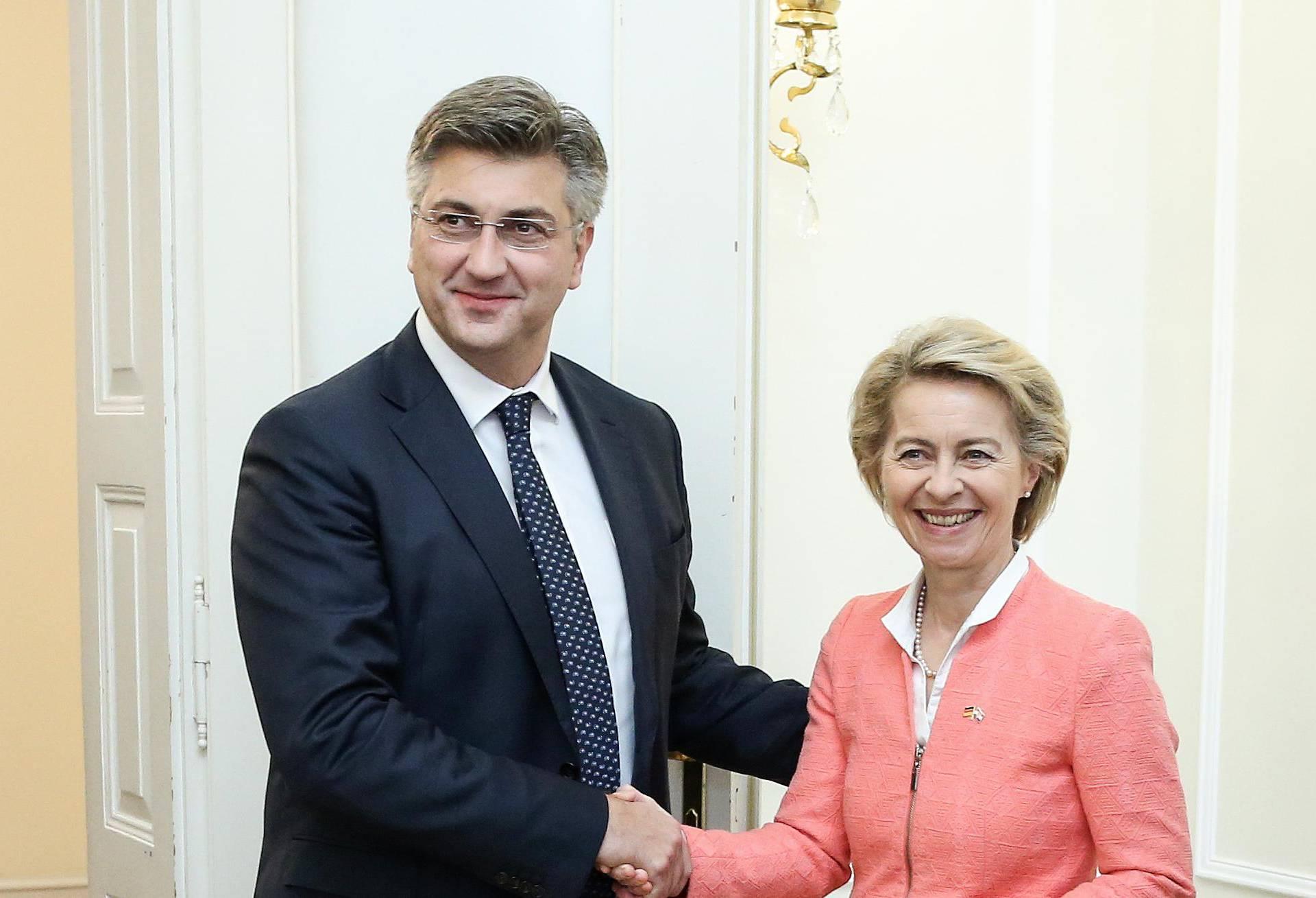 Vlada će europskog povjerenika predložiti nakon ljetne pauze