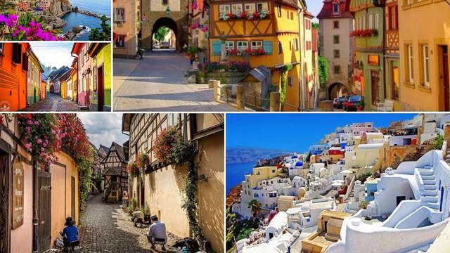 Bajkovita mjesta diljem Europe koja  fasciniraju na prvi pogled