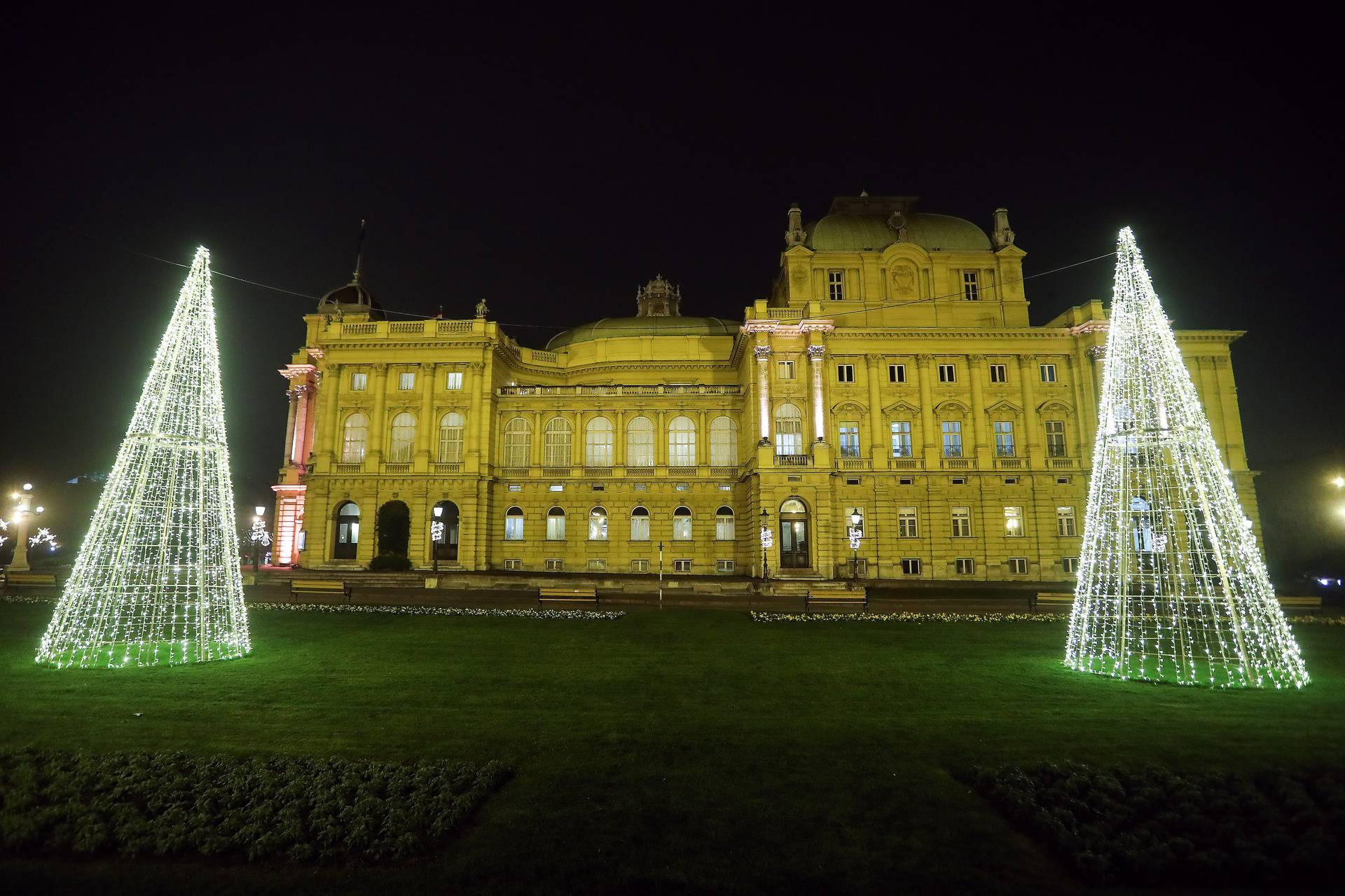 Advent u Zagrebu 2020