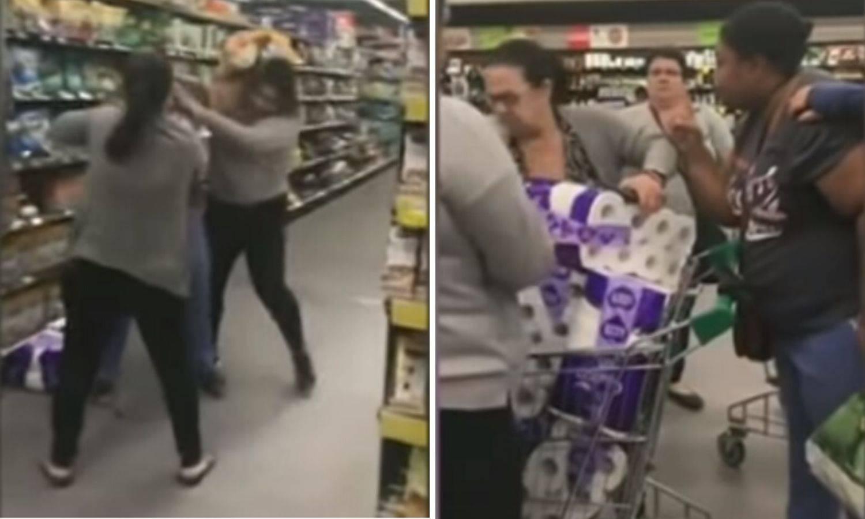 Panični šoping u Australiji: Tri žene potukle se zbog wc papira