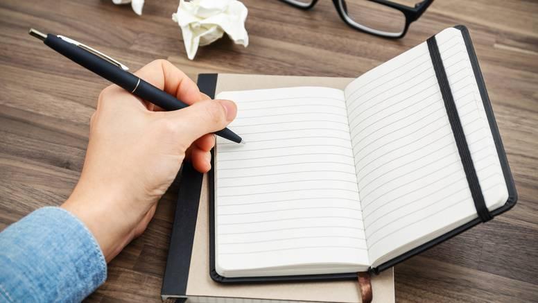 Vodite svoj dnevnik o koroni, to mnogima sad može biti korisno