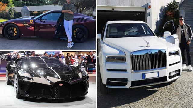 Ronaldo kupio najskuplji auto, platio ga je 16,5 milijuna eura!