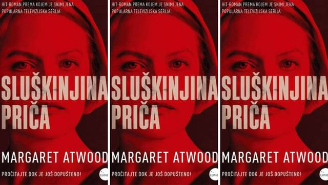 Sluškinjina priča od Margaret Atwood: 'Najduže čitanje i najduže pisanje recenzije - ikad'