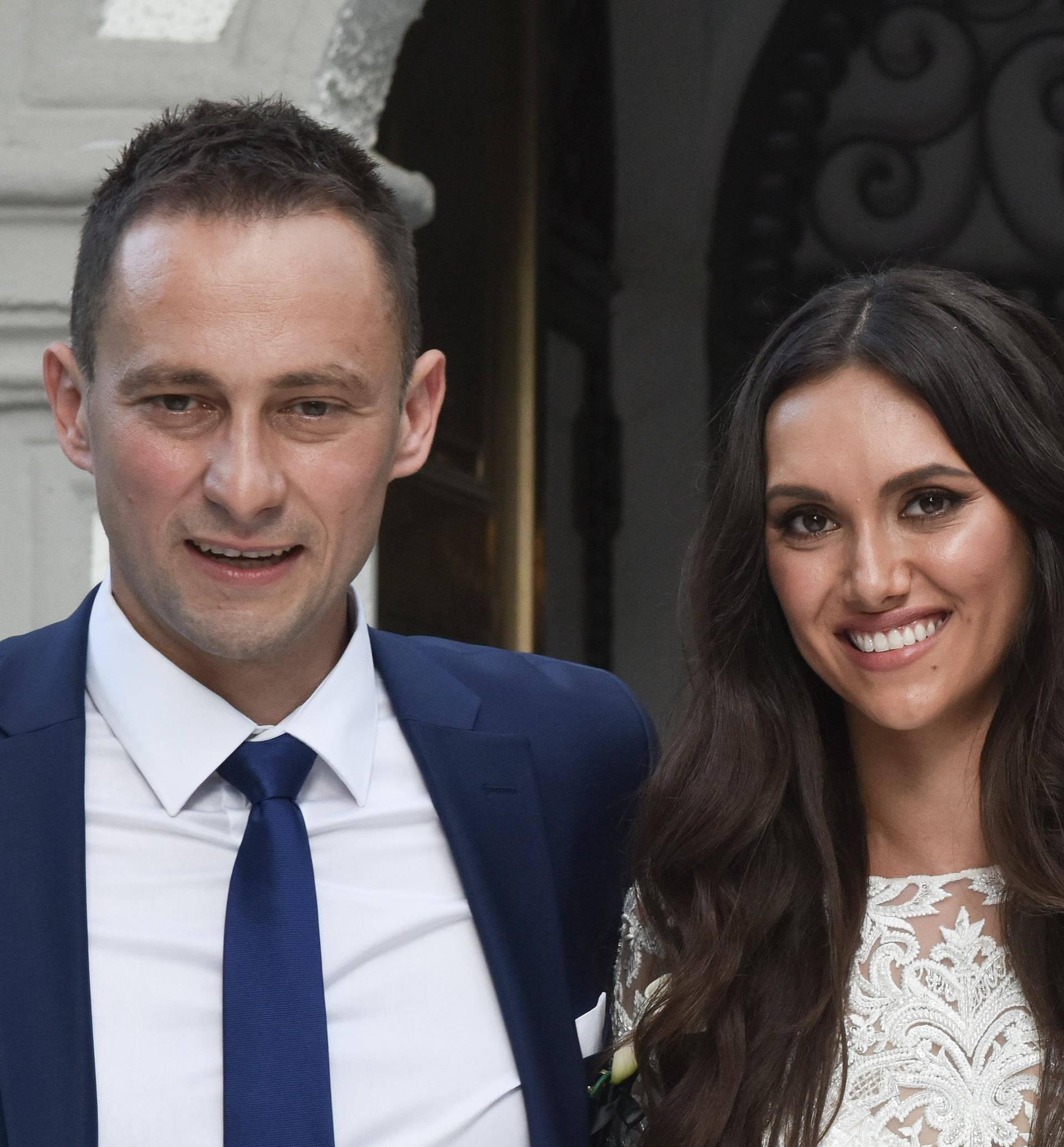 Bivši suprug Nevene Rendeli oženio bivšu Miss Hrvatske