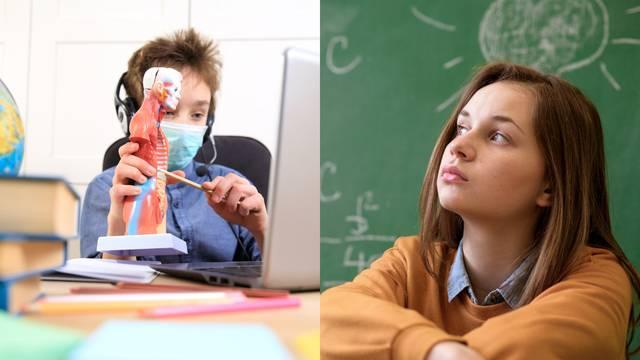 Hrvatske psihologinje: Djeca u završnim razredima bore se s anksioznošću zbog korone