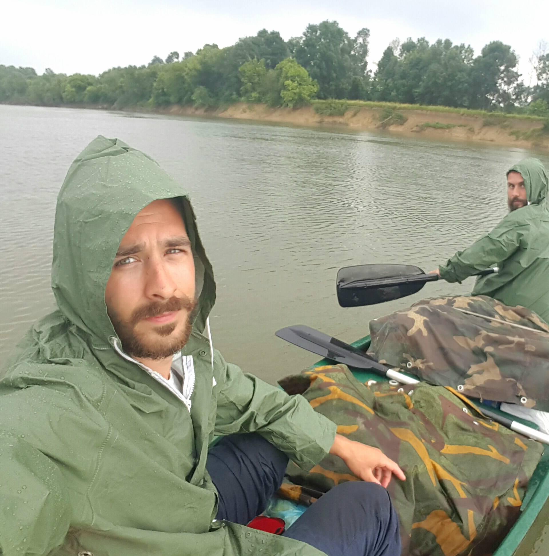 Pustolovina života: Sjeli su u kanu i  11 dana veslali Savom