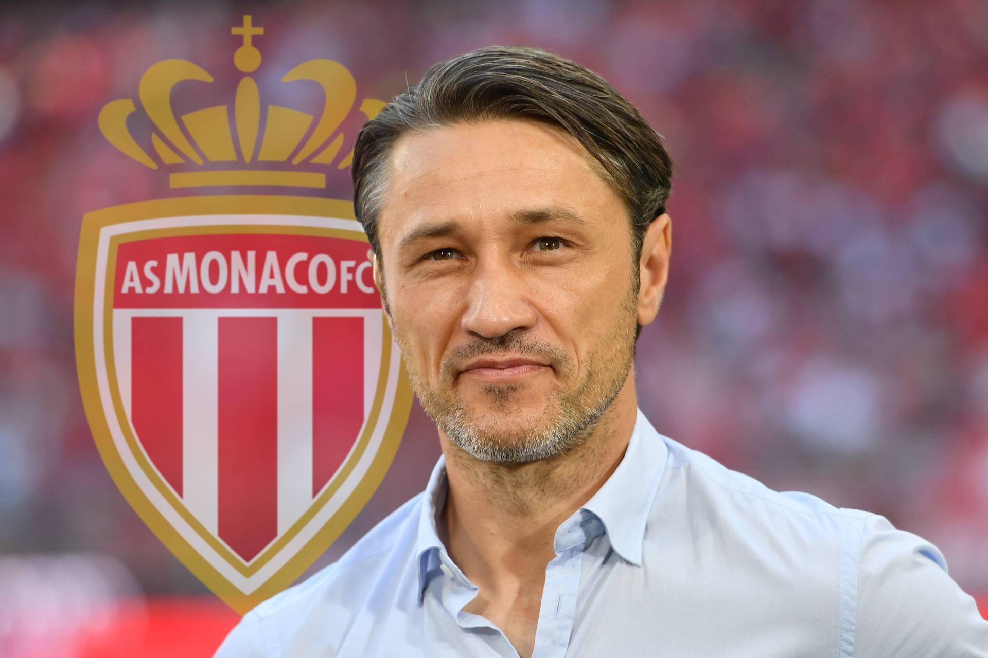 Niko KOVAC may become coach at AS Monaco.
