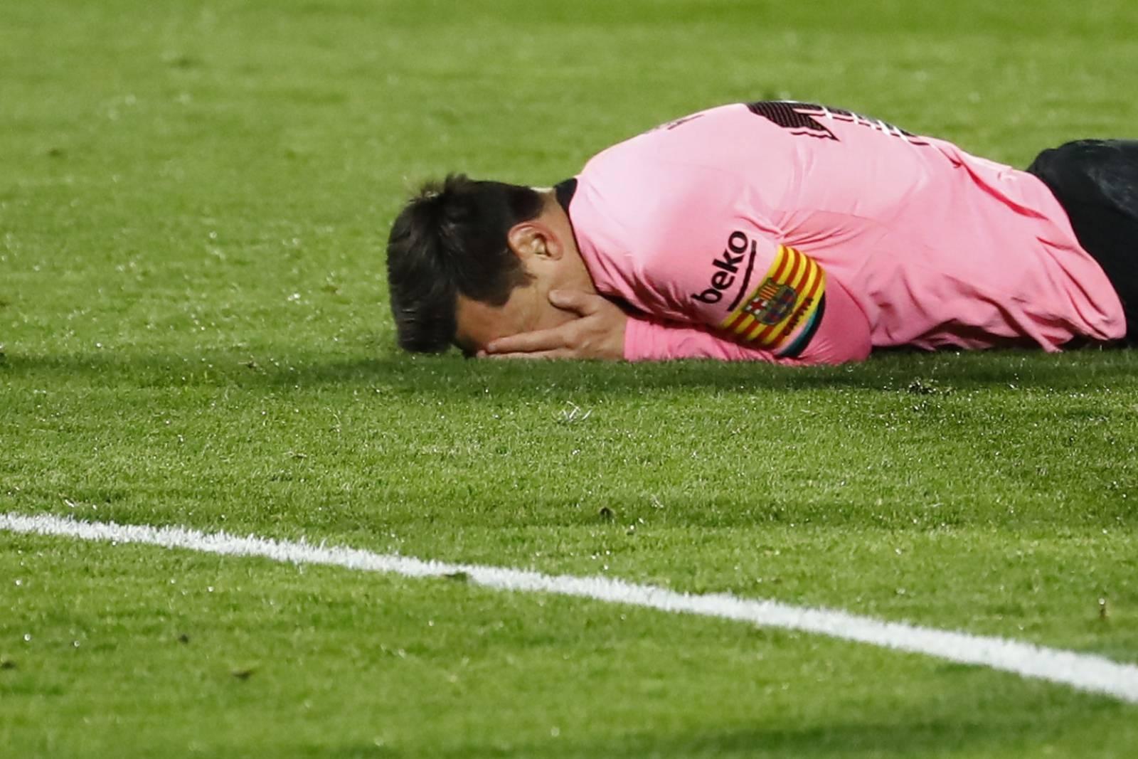 La Liga Santander - Getafe v FC Barcelona