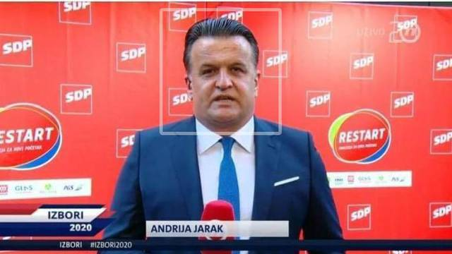 Andrija Jarak s mjesta nesreće, očevid u Restartu još traje...