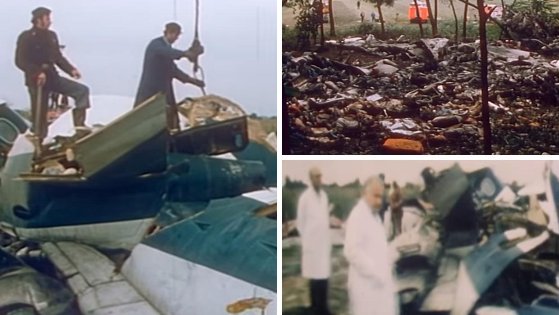 'Tijela su padala s neba': Nad Hrvatskom je umrlo 176 ljudi